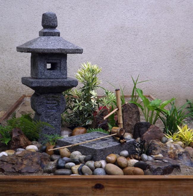 NOUVEAU ! Cours d\'initiation à la création de jardin japonais ...