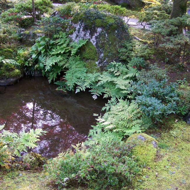 art jardin japonais harmonie nature japon sakutei-ki