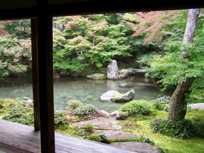 âme essence esprit jardin japonais