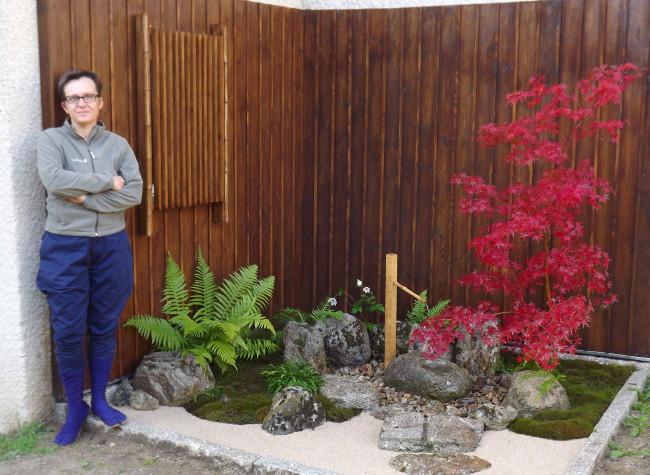 Deco Pour Jardin Japonais. Dco De Jardin Zen Dans Un Jardin Norme ...