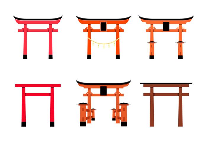 free-torii-vector