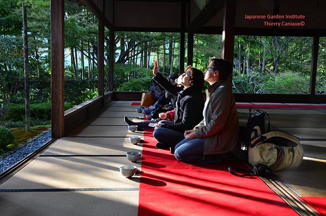 voyage etudes japon spiritual japan niwaki tour initiatique conscience jardins japonais niwaki evolution personnelle