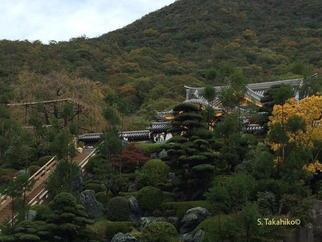 Niwaki and japanese gardens - Frederique Dumas www.japanese-garden-institute.com www.frederique-dumas.com