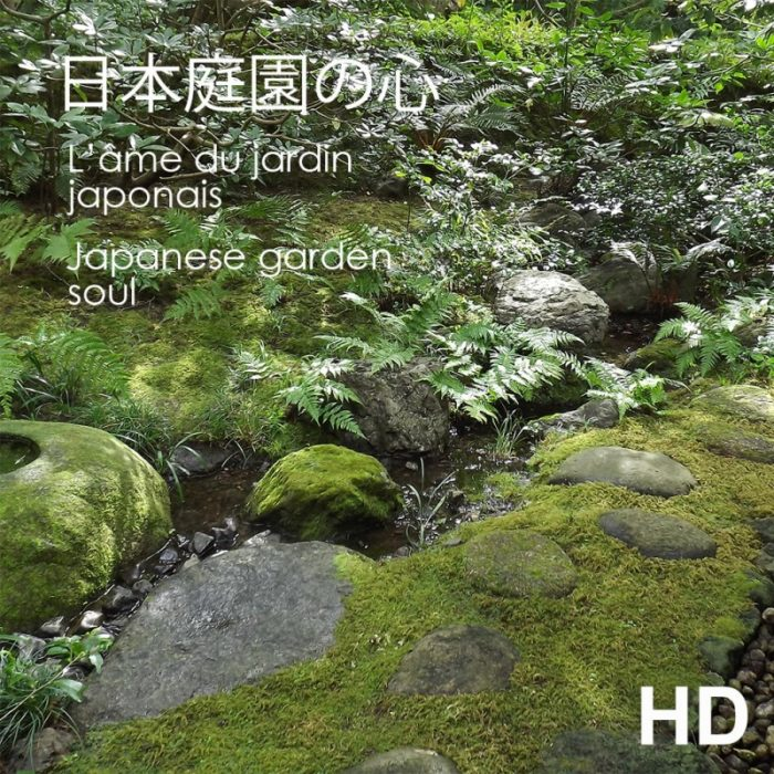 Video of japanese garden soul - Frederique Dumas www.japanese-garden-institute.com www.frederique-dumas.com